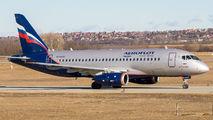 RA-89060 - Aeroflot Sukhoi Superjet 100 aircraft