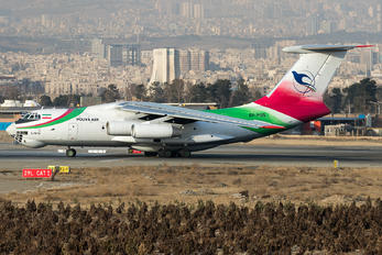EP-PUS - Pouya Air Ilyushin Il-76 (all models)