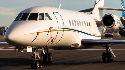 TC-CTN - Private Dassault Falcon 2000