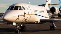 TC-CTN - Private Dassault Falcon 2000 aircraft