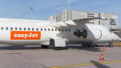 D-AWBA - WDL British Aerospace BAe 146-200/Avro RJ85