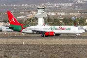 EC-MUB - AlbaStar Boeing 737-86J aircraft