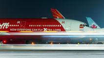 PK-XRA - Indonesia AirAsia Airbus A330-300 aircraft