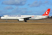 TC-JRZ - Turkish Airlines Airbus A321 aircraft