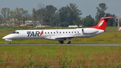 XA-BPK - TAR Aerolineas Embraer ERJ-145LR
