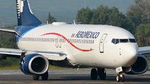 XA-AMG - Aeromexico Boeing 737-800 aircraft