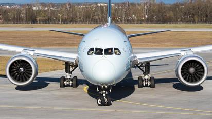 C-FGDX - Air Canada Boeing 787-9 Dreamliner