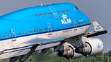 KLM's Queen of the Sky