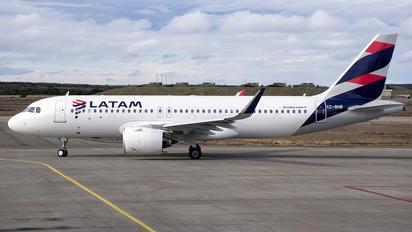CC-BHB - LATAM Airbus A320 NEO