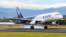 CC-BAG - LAN Airlines Airbus A320 aircraft