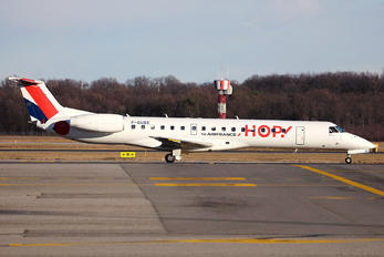 F-GUBE - Air France - Hop! Embraer ERJ-145