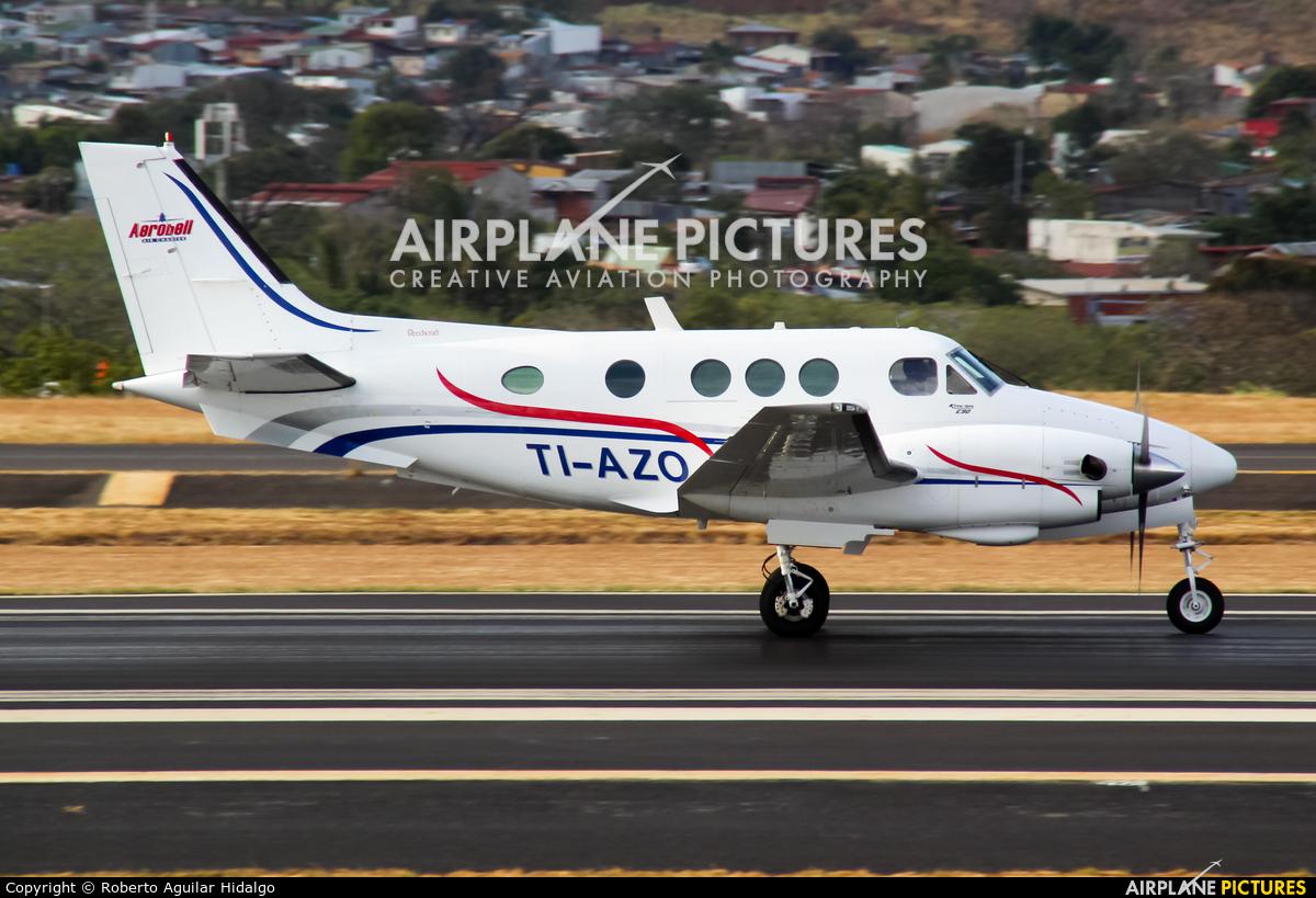 Aerobell Air Charter  TI-AZO aircraft at San Jose - Juan Santamaría Intl