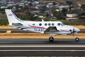 TI-AZO - Aerobell Air Charter  Beechcraft 90 King Air