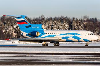 RA-42365 - Sirius-Aero Yakovlev Yak-42