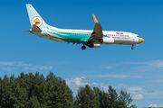 HS-DBO - Nok Air Boeing 737-800 aircraft