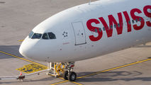 HB-JHC - Swiss Airbus A330-300 aircraft