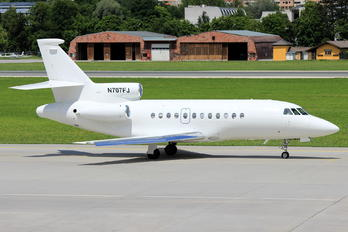 N707FJ - TVPX Aircraft Solutions Inc. Trustee Dassault Falcon 900 series