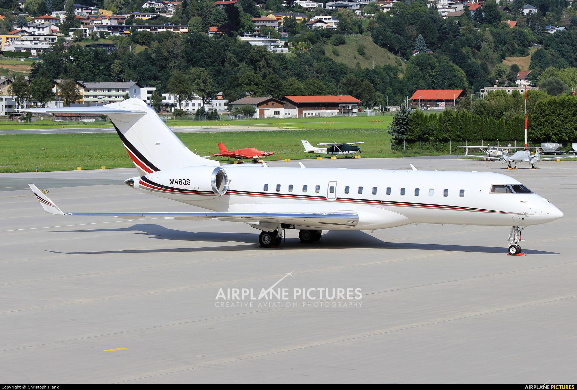 Netjets (USA) N148QS aircraft at Innsbruck