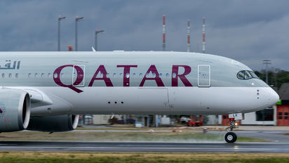 A7-ALR - Qatar Airways Airbus A350-900