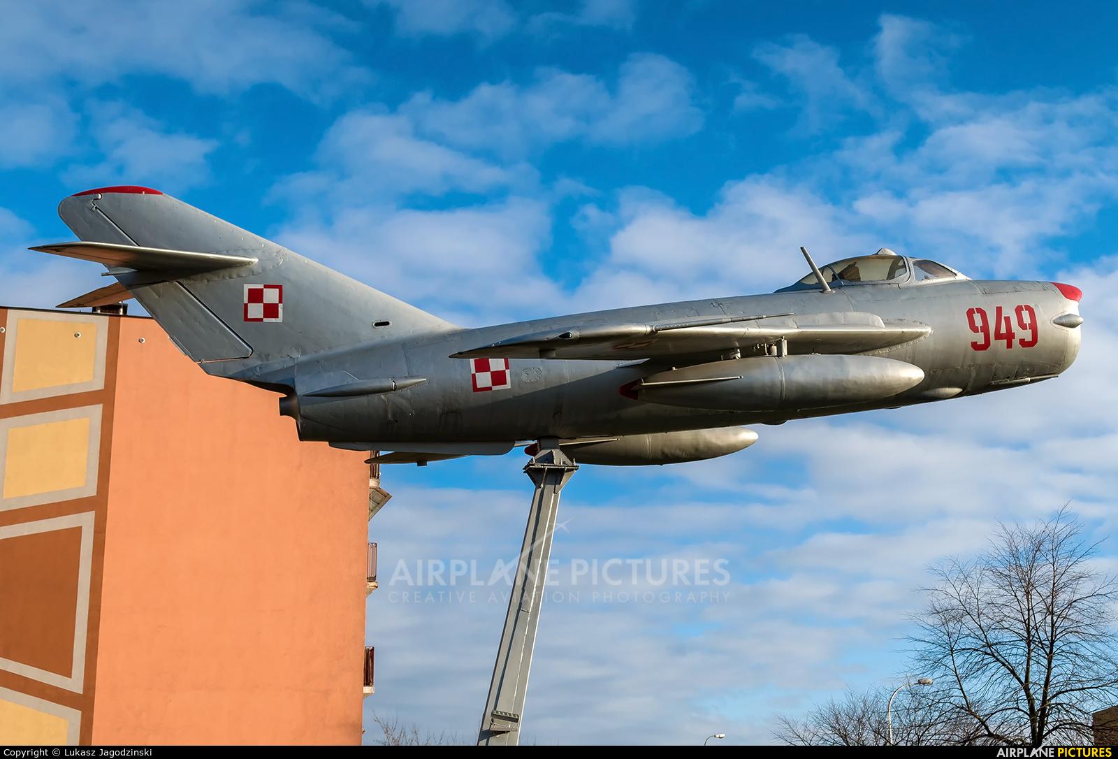 Poland - Air Force 949 aircraft at Off Airport - Poland