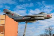 949 - Poland - Air Force Mikoyan-Gurevich MiG-17PF aircraft