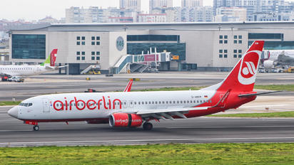 D-ABKM - Air Berlin Boeing 737-86J