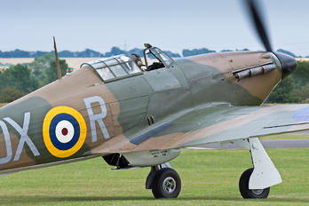 G-ROBT - Flying Legends Hawker Hurricane Mk.I (all models)