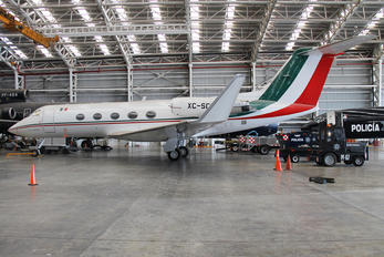 XC-SCT - Mexico - Air Force Gulfstream Aerospace G-III