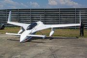 HR-ATQ - Private Rutan Long-Ez aircraft