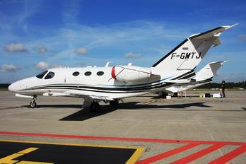 F-GMTJ - Private Cessna 510 Citation Mustang