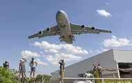 Rare visit of Lockheed C-5M Super Galaxy to Cordoba title=