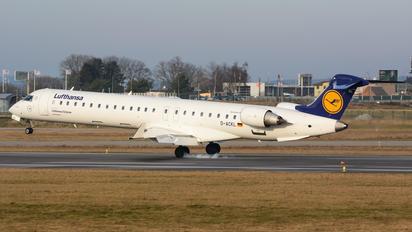 D-ACKL - Lufthansa Regional - CityLine Bombardier CRJ-900NextGen