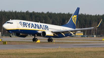 EI-DCR - Ryanair Boeing 737-8AS