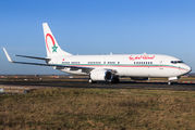 CN-MVI - Morocco - Government Boeing 737-800 BBJ aircraft