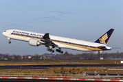 9V-SWO - Singapore Airlines Boeing 777-300ER aircraft