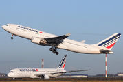 F-GZCI - Air France Airbus A330-200 aircraft