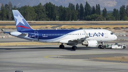 CC-BFF - LATAM Airbus A320
