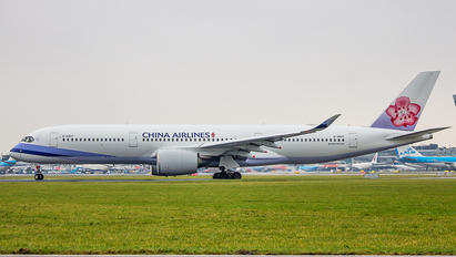 B-18907 - China Airlines Airbus A350-900