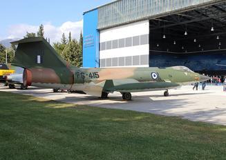 7415 - Greece - Hellenic Air Force Lockheed F-104G Starfighter