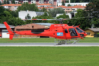OE-XBE - Heli Tirol Eurocopter AS350 Ecureuil / Squirrel