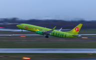 VQ-BRK - S7 Airlines Boeing 737-800 aircraft