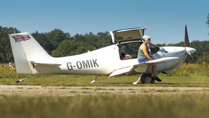 G-OMIK - Private Europa Aircraft Europa