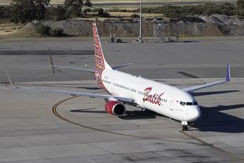 PK-LBO - Batik Air Boeing 737-900