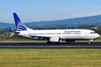 HP-1539CMP - Copa Airlines Boeing 737-800