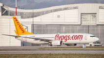 TC-CPV - Pegasus Boeing 737-86J aircraft