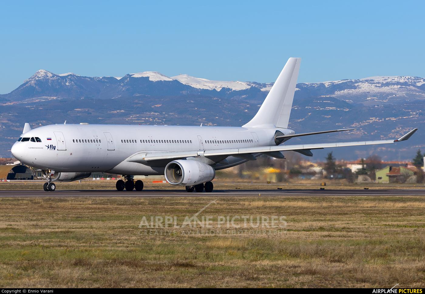 I-Fly Airlines EI-FSF aircraft at Verona - Villafranca