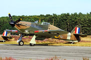 G-HURI - Historic Aircraft Collection Hawker Hurricane Mk.I (all models) aircraft