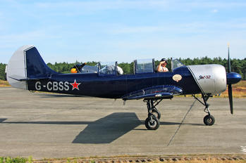 G-CBSS - Private Yakovlev Yak-52
