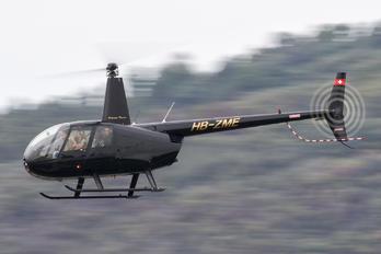HB-ZME - Private Robinson R-44 RAVEN II