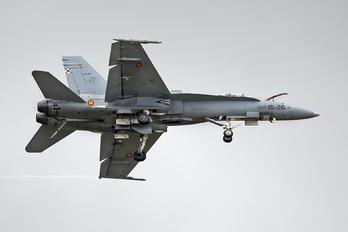 C.15-39 - Spain - Air Force McDonnell Douglas EF-18A Hornet